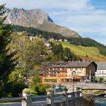 Die Krone von Lech im Natur- und Wanderparadies Lech am Arlberg