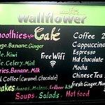 Billede af Wallflower Cafe