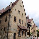 Altenburg Castle, the main building inside the castle