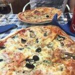 Pizzas feu de bois et pâte fine!