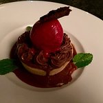 Dinner and desserts at Sakala Beach Club