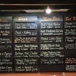 Fab menu