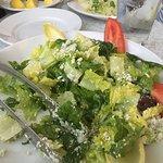 Mario's Gorgonzola House Salad . . .