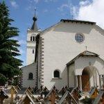 Roemisch-katholische Kirche Täsch