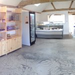 Our newly refurbished produce shop