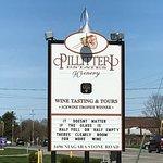 Pillitteri - cheeky sign :)