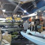 Surf shop - Liquid Surf and Sail attached to Boardroom Pub Ft Walton Beach