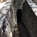Вход в тоннель
