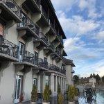 Photo de Grand Hôtel des Rasses