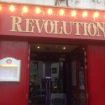 SHOP FRONT  REVOLUTION WATERFORD