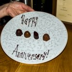 """And a special touch at the end of the meal """"Petit Fours"""""""