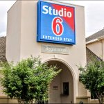 Studio 6 Lubbock Medical Center-bild