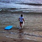 Playa Zicatela Foto