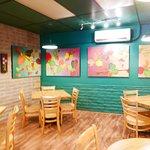 colorful decor