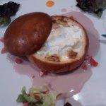 brioche de foie gras