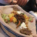 Ethiopian Restaurant Foto