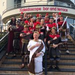 The romans take butlins