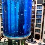 Foto de Radisson Blu Hotel, Berlin
