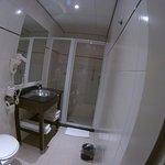 Bathroom in the triple bedroom