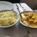 Food and service really good, well worth the visit. Now live in FL and curry there does not comp