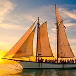 Appledore II at Sunset in Key West
