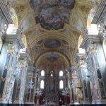 la navata del Duomo