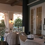 The dining room at Kaibo Upstairs