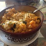 Chickpea Curry & Brown Rice