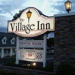 The lovely Village Inn!