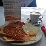 Desayuno Especial.