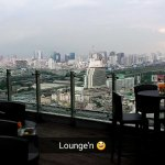 Fantastic view over Bangkok