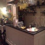 Bar area, Self-Serve