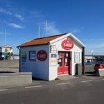 Is-huset på Løgstør Havn