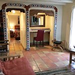San Ildefonso suite- spacious, colorful, comfortable and traditional Santa Fe ambiance!