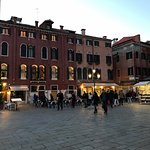 Campo S.Stefano by night