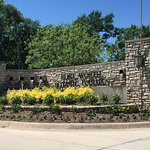 Fort Worth botanical gardens.