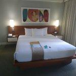 Fabulous bed in a fabulous room