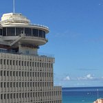 Top of Waikiki revolving restaurant.