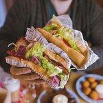 Fresh sandwiches!