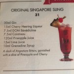 The Singapore Sling
