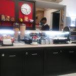salón de buffet