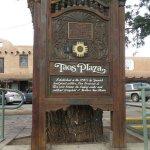 Taos Plaza