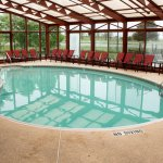 Indoor Heated Pool Hours 9.30 AM to 11 PM