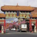 Gateway to Victoria's Chinatown