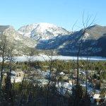 Grand Lake, Colorado in the Winter