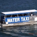 Water taxi for transportation to other locations. $l5 per day or $4 per exit.