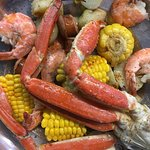 Our very popular Low Country Boil is now on our menu!