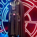Darth Vader in the Star War Identities at O2.