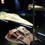 Model Rebel ships used in Star Wars films