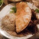 Lamb shawarna
